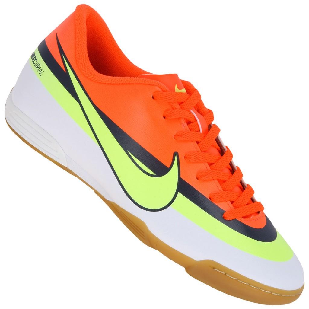 Chuteira Nike Mercurial Futsal  e8ebf63089719