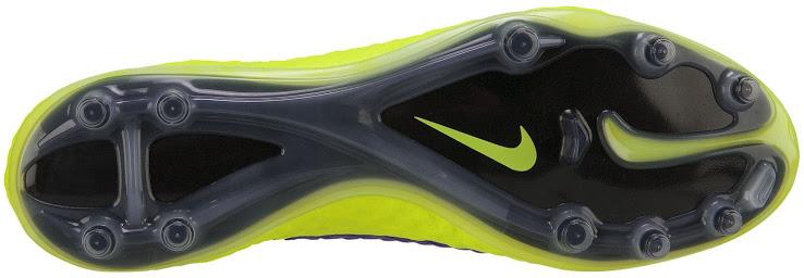 O solado da nova Nike Hypervenom