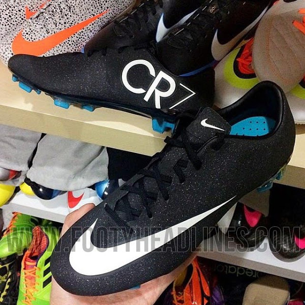 A nova chuteira Nike Mercurial CR7 Gala