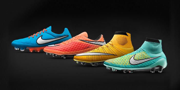 037986f51a22d Nova coleção de chuteiras Nike 2014-2015
