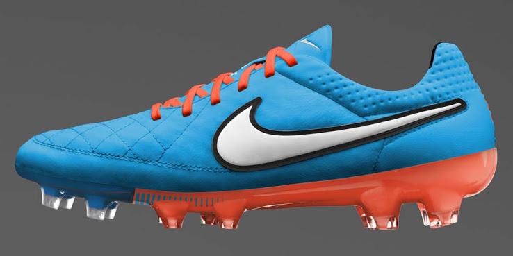 A nova chuteira Nike Tiempo 2014-2015