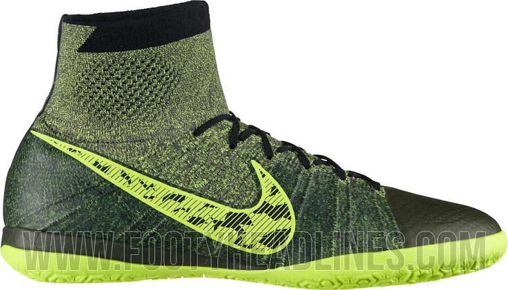 Nova chuteira Nike Mercurial Superfly 14-15