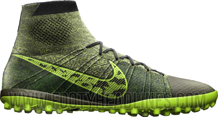 A chuteira Nike Mercurial Superfly para society