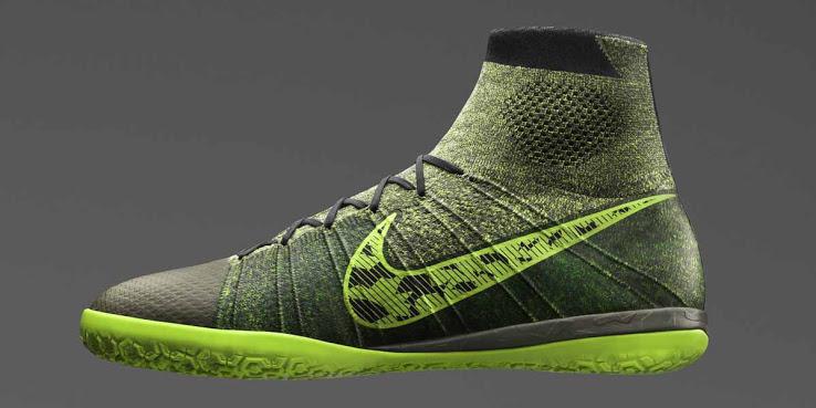 A nova chuteira Nike Mercurial Elastico 2014-2015