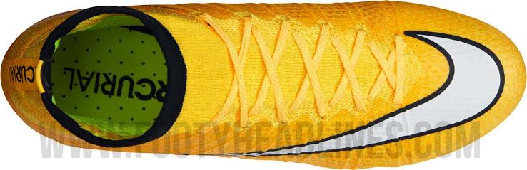 A nova chuteira Nike Mercurial Superfly 14-15