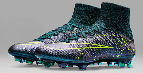 Nike Mercurial Superfly Electro Flare 2015-2016