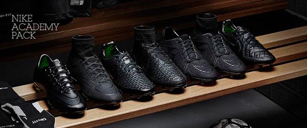 Chuteiras Nike pretas 2015-2016