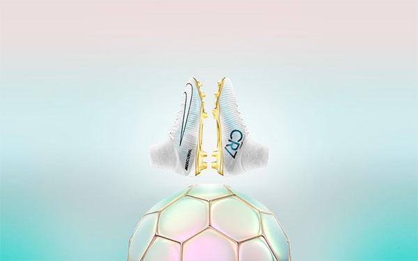 CR7 ganha chuteira especial da Nike para celebrar a Bola de Ouro