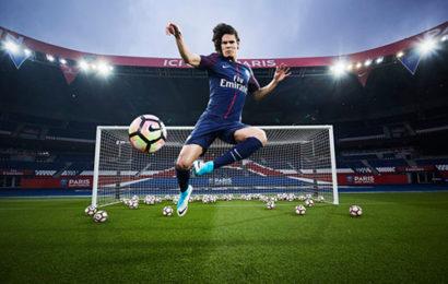 Nova camisa Nike do PSG 2017-2018