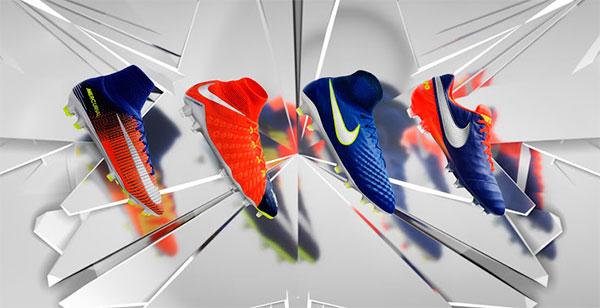 Nike lança chuteiras para a final da Liga dos Campeões