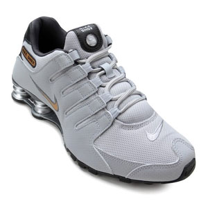 Tênis Nike Shox é bom?