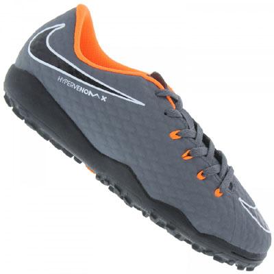 Tênis Nike Hipervenom III Academy Society Unissex