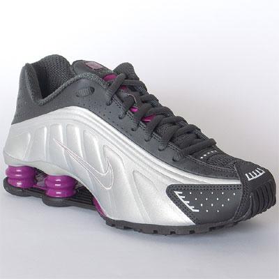 Tênis Nike Shox R4 feminino